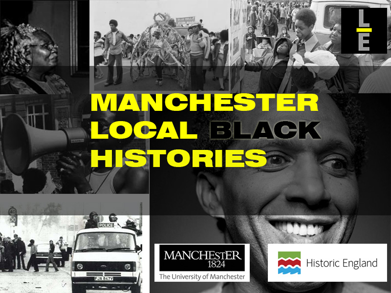 Black history in Manchester